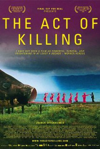 Robert Award for Best Documentary Feature - The Act of Killing