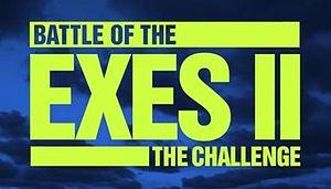 The Challenge: Battle of the Exes II - Image: The Challenge Season 26 Logo