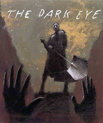 The Dark Eye (video game) - The game's cover art and distinctive character designs were done by artist Bruce Heavin.