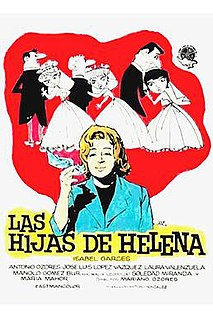 <i>The Daughters of Helena</i> 1963 film by Mariano Ozores