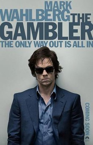 The Gambler (2014 film) - Theatrical release poster