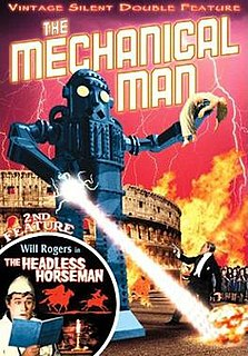 <i>The Mechanical Man</i> 1921 film