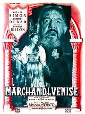 The Merchant of Venice (1953 film) - Image: The Merchant of Venice (1953 film)
