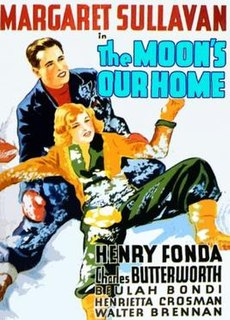 <i>The Moons Our Home</i> 1936 film by William A. Seiter