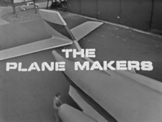 The Plane Makers - title card