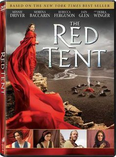 <i>The Red Tent</i> (miniseries) two-part, one-hour American television miniseries