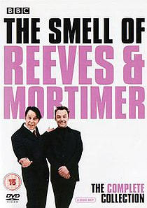 The Smell of Reeves and Mortimer DVD cover.jpg
