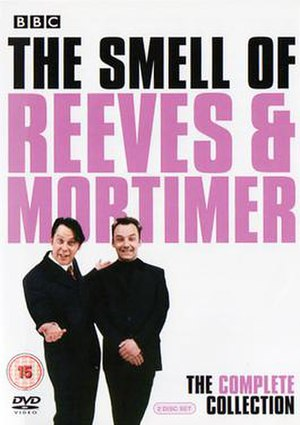 The Smell of Reeves and Mortimer - Image: The Smell of Reeves and Mortimer DVD cover