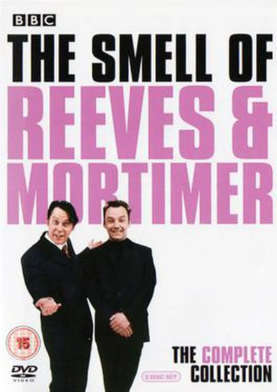 Picture of a TV show: The Smell Of Reeves And Mortimer
