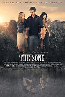 The Song (2014) Official Poster.jpg