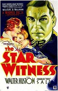 <i>The Star Witness</i> 1931 film
