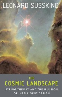 The cosmic landscape - bookcover.jpg