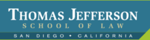 Thomas Jefferson School of Law Logo.png