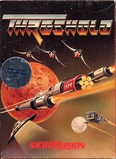 <i>Threshold</i> (video game) 1981 video game