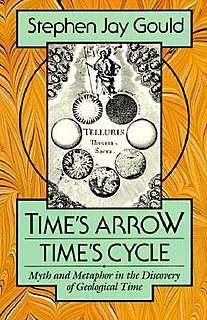<i>Times Arrow, Times Cycle</i> book on history of geology by Stephen Jay Gould