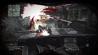 "Call of Duty: Modern Warfare 3 - The new ""Recon Juggernaut"" Pointstreak reward in Multiplayer Mode"