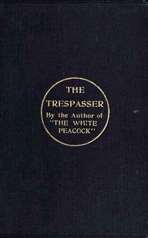 The Trespasser (novel) - Image: Trespasser 00