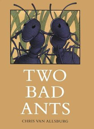 Two Bad Ants - Two Bad Ants