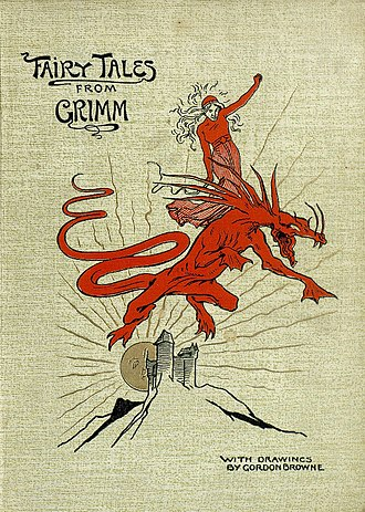 Baldwin Library of Historical Children's Literature - Image: UF00082994Grimm 00001