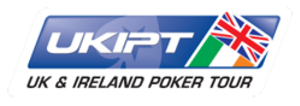 UK and Ireland Poker Tour - Image: United Kingdom & Ireland Poker Tour logo