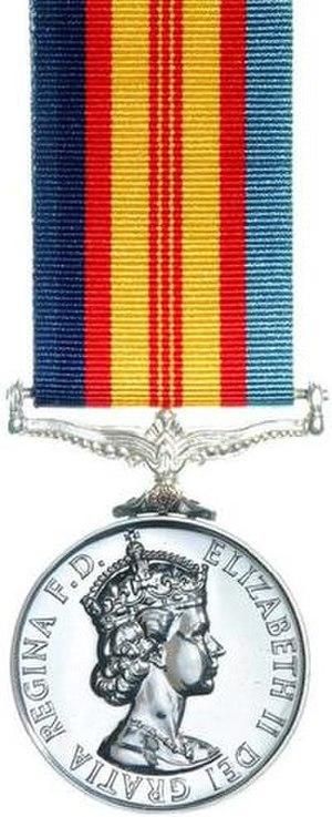 Vietnam Medal - Image: Vietnam Medal Obv