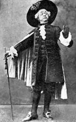 W. H. Denny - as The Grand Inquisitor in The Gondoliers