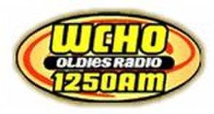 WCHO (AM) - former logo