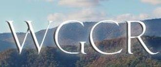 WGCR - Image: WGCR logo