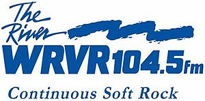WRVR - Image: WRVR 104.5The River logo