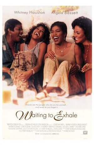 Waiting to Exhale - Theatrical release poster