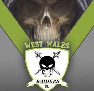 West Wales Raiders Rugby League - Image: Walesraiders
