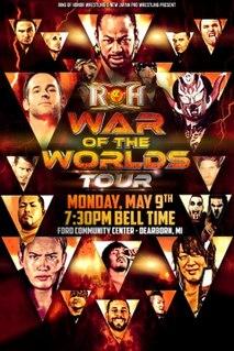 ROH/NJPW War of the Worlds (2016)