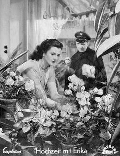 <i>Wedding with Erika</i> 1950 film