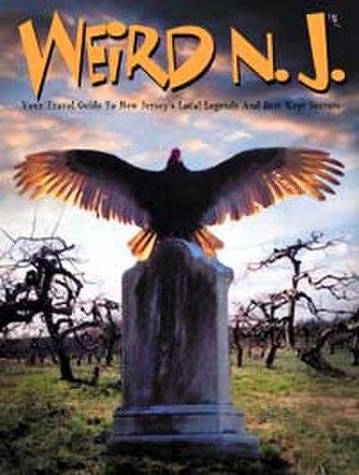 Weird NJ - Image: Weird NJ cover