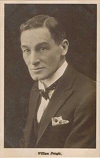 William Pringle (Liberal MP) British politician