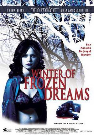 Winter of Frozen Dreams - Image: Winter of Frozen Dreams poster