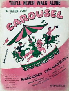 Youll Never Walk Alone 1945 single from the musical Carousel