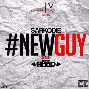 """New Guy (song) - Image: """"New Guy"""" – Sarkodie"""