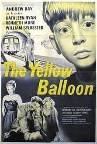 "The Yellow Balloon (film) - Image: ""The Yellow Balloon"" (1953)"