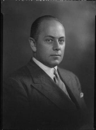 Vernon Bartlett - Vernon Bartlett in 1932