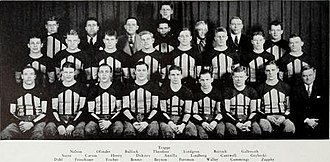 1934 Illinois Fighting Illini football team - Image: 1934 Illinois Fighting Illini football team