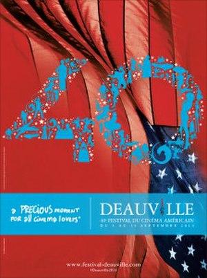 2014 Deauville American Film Festival - Festival poster