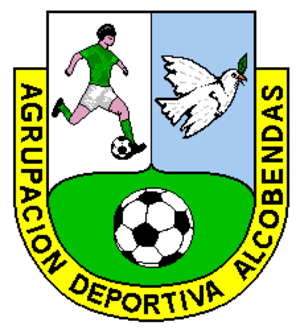 Alcobendas CF - Logo until 2008–09