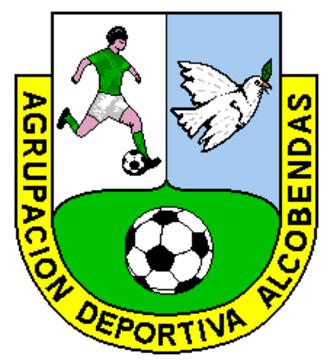 Alcobendas CF - Logo until 2008–09