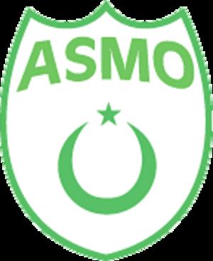 ASM Oran - Image: ASM Oran logo