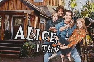 Alice, I Think (TV series) - Intertitle