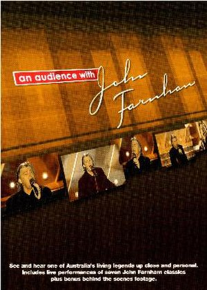 An Audience with John Farnham - Image: An Audience With John Farnham