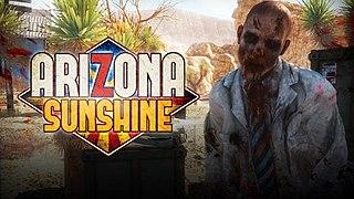 <i>Arizona Sunshine</i>
