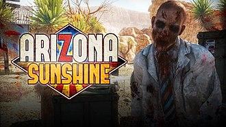 Arizona Sunshine - Image: Arizona Sunshine