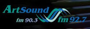 ArtSound FM - Image: Artsound logo
